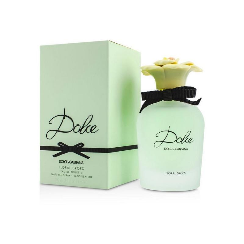 Dolce Floral Drops, Dolce & Gabbana парфумерна композиція