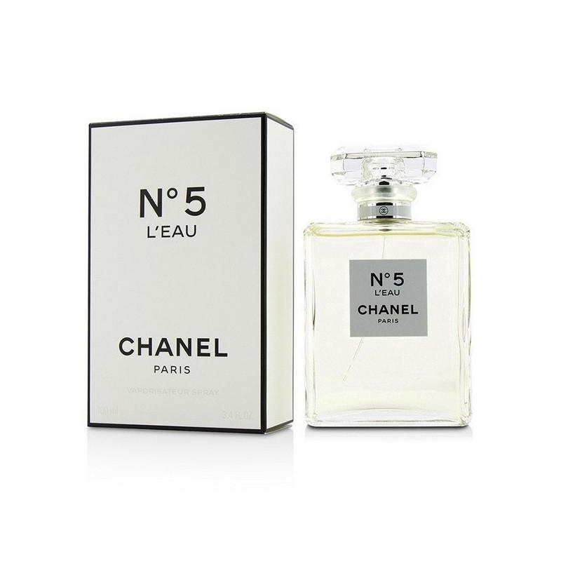Chanel № 5 L'Eau, Chanel парфюмерная композиция