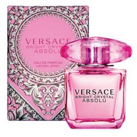 Bright Crystal Absolu, Versace парфюмерная композиция