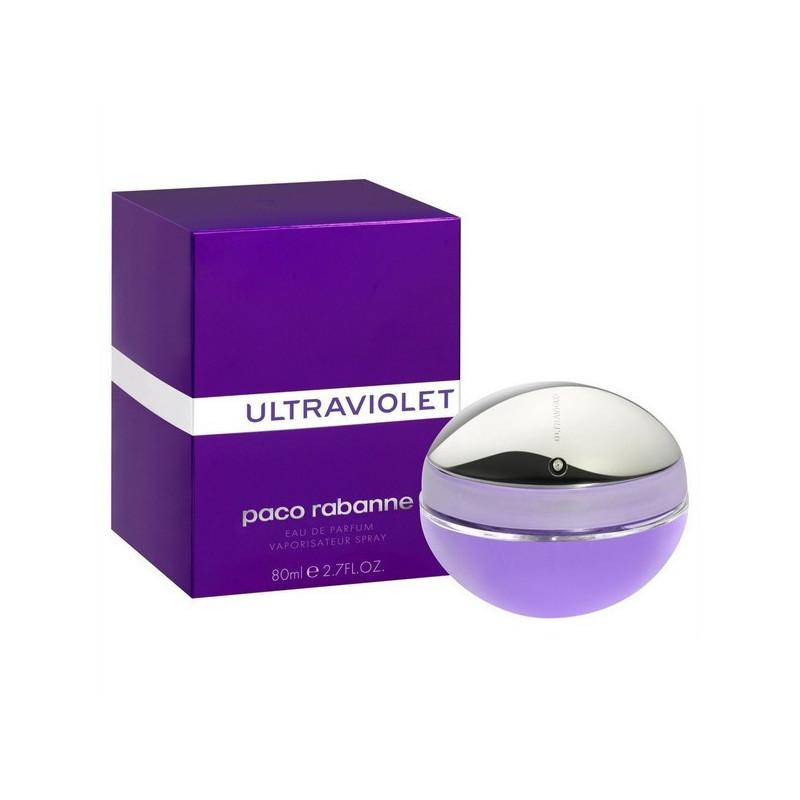 Ultraviolet Women, Paco Rabanne парфюмерная композиция