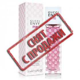 СНЯТ С ПРОДАЖИ Envy me, Gucci парфюмерная композиция