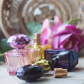 Флакон парфумерний Діамант 55 мл
