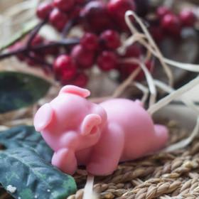 Мыло Свинка малыш