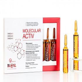 Bioil Molecular Activ (аромат шоколад), ампула 10 мл.