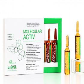 Bioil Molecular Activ, ампула 10 мл.