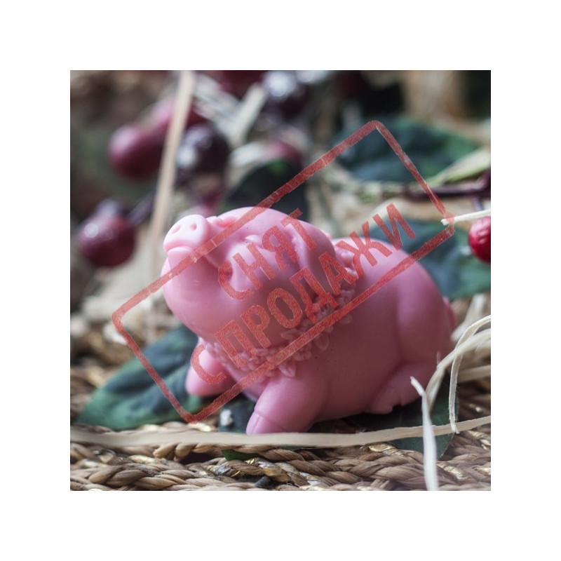 Мыло свинка кокетка