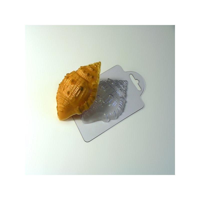 Форма для мыла Морская ракушка большая