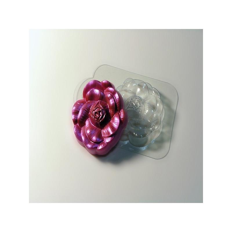 Форма для мыла Чайная роза