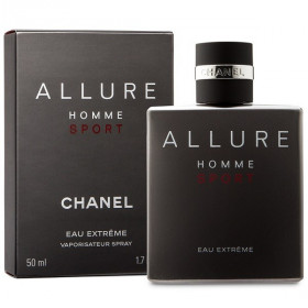 Chanel Allure Homme Sport Eau Extreme парфумерна композиція