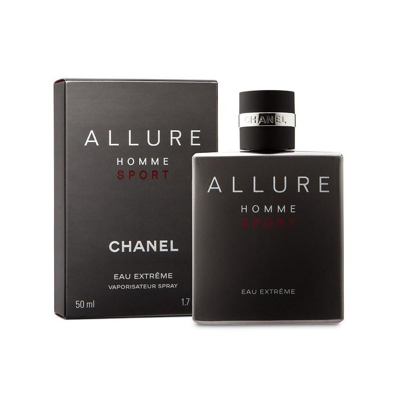 Chanel Allure Homme Sport Eau Extreme парфюмерная композиция
