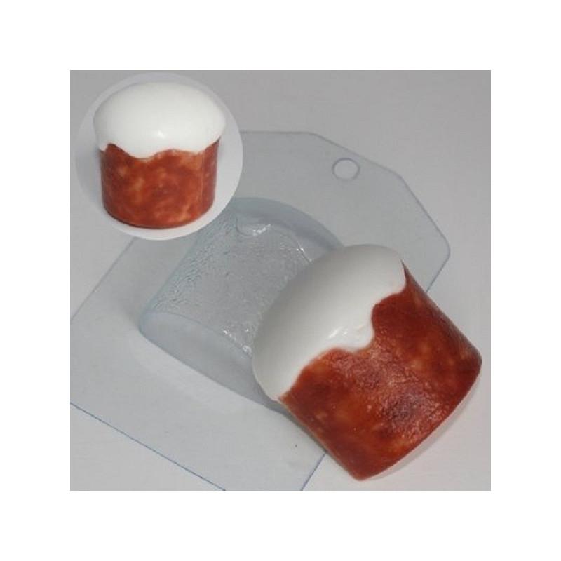 Форма для мыла Кулич