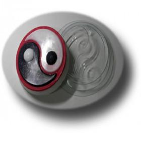 Форма для мыла Инь-Янь