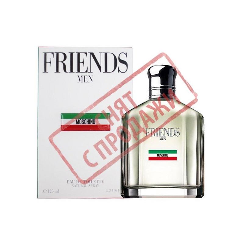 Friends Men, Moschino парфюмерная композиция