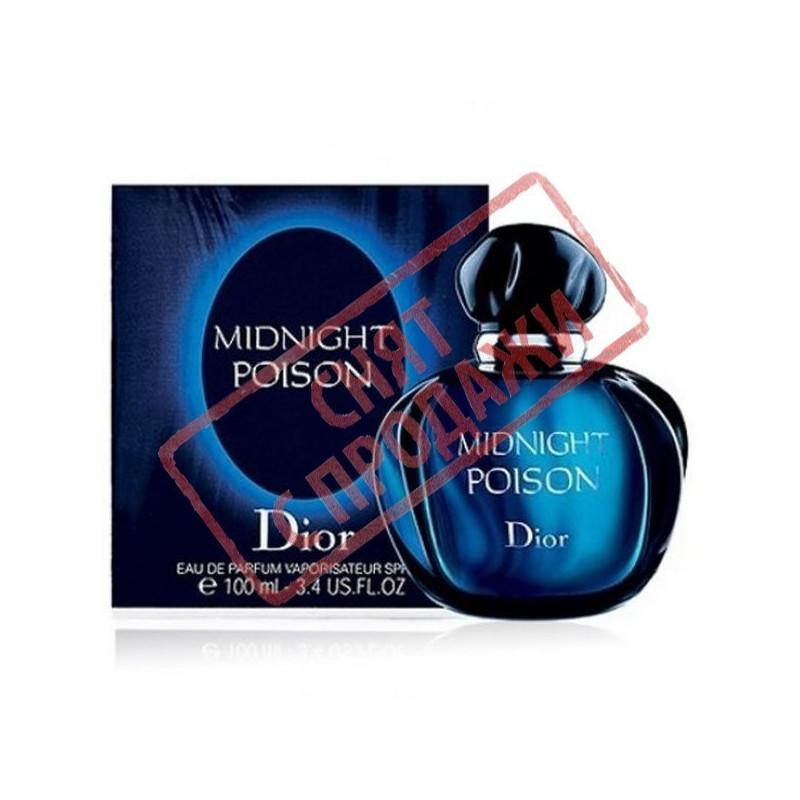 Midnight Poison, Dior парфумерна композиція