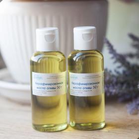 Нерафінована олія оливи