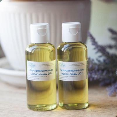 Нерафинированное масло оливы
