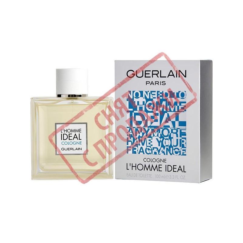 L'Homme Ideal Cologne, Guerlain парфумерна композиція