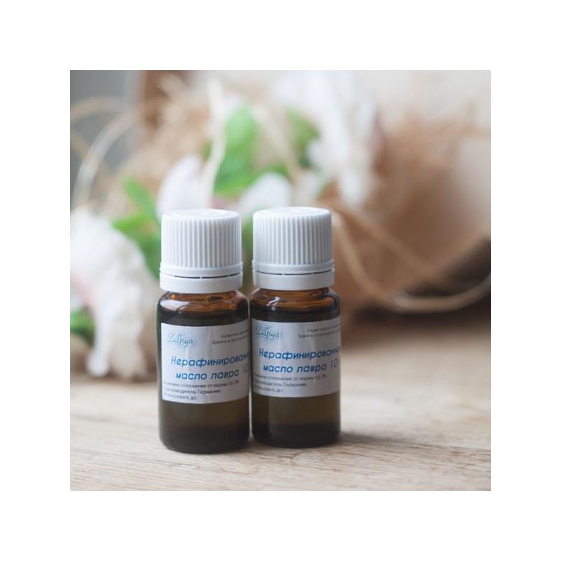 Нерафінована олія лавру