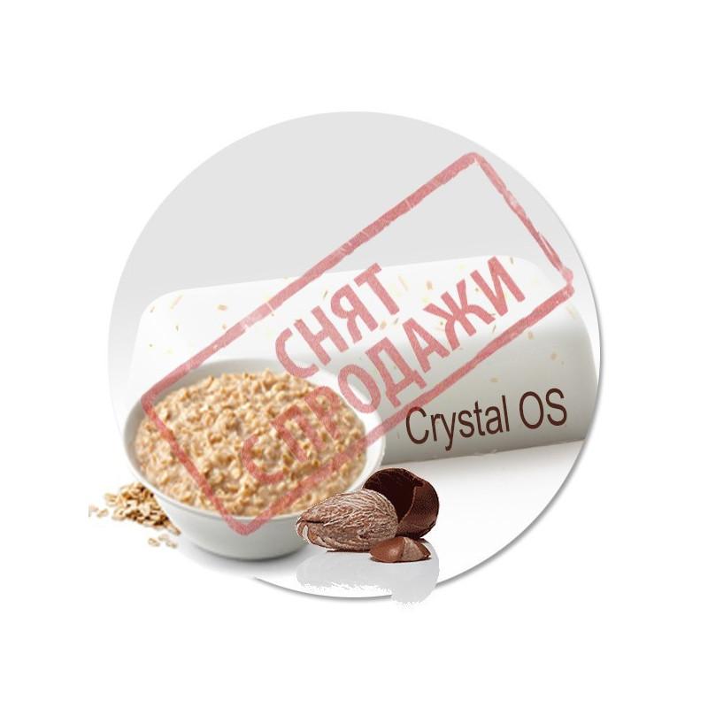 Мильна основа Вівсяне молочко та ши «Crystal OS»