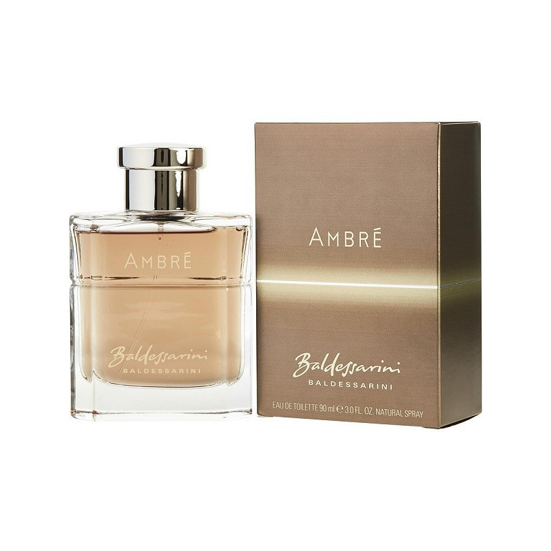 Ambre, Baldessarini парфюмерная композиция