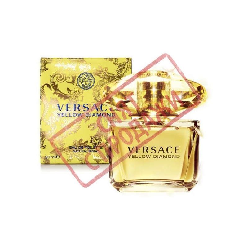 Yellow Diamond, Versace парфумерна композиція