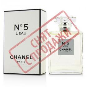 ЗНЯТО З ПРОДАЖУ Chanel № 5 L'Eau, Chanel парфумерна композиція