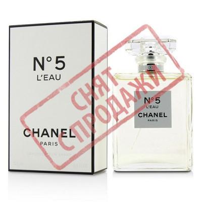 СНЯТ С ПРОДАЖИ Chanel № 5 L'Eau, Chanel парфюмерная композиция