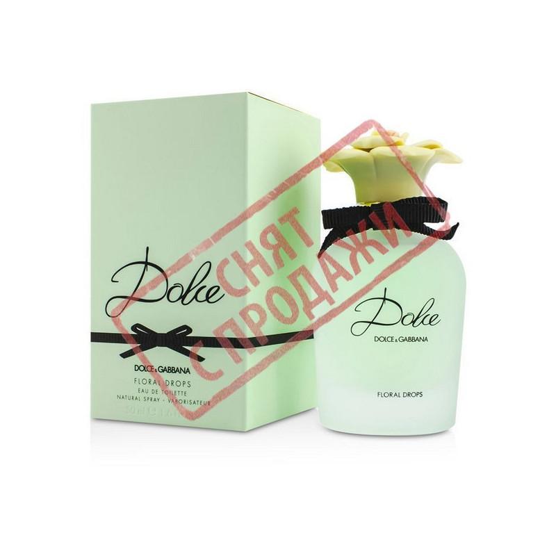 Dolce Floral Drops, Dolce & Gabbana парфюмерная композиция