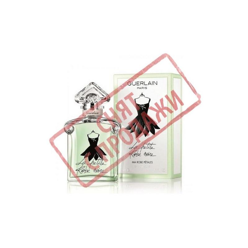 La Petite Robe Noire Eau Fraiche, Guerlain парфумерна композиція