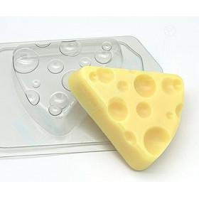Форма для мыла Сыр треугольный