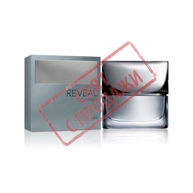 Reveal Men, Calvin Klein парфюмерная композиция
