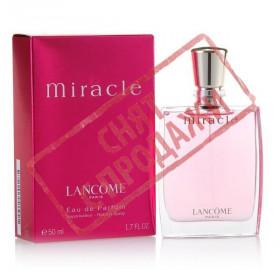 СНЯТ С ПРОДАЖИ Miracle, Lancome парфюмерная композиция