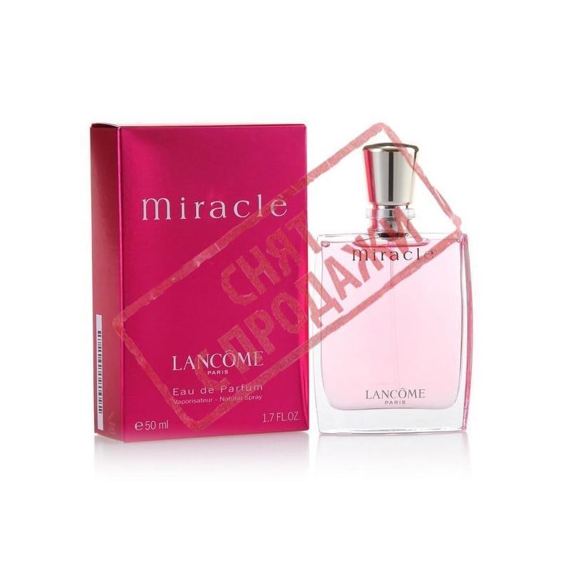 Miracle, Lancôme парфюмерная композиция