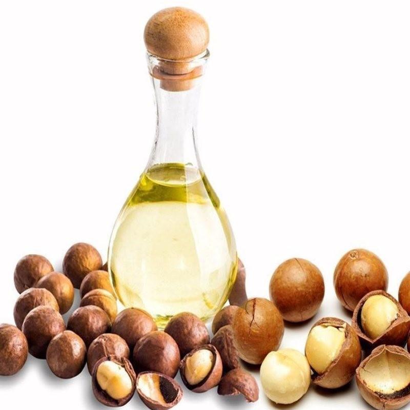 Нерафинированное масло макадамии