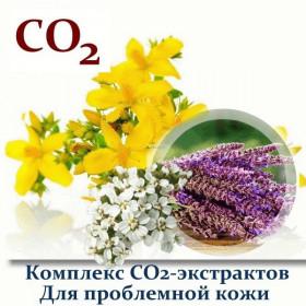 Комплекс СО2-екстрактів Для проблемної шкіри