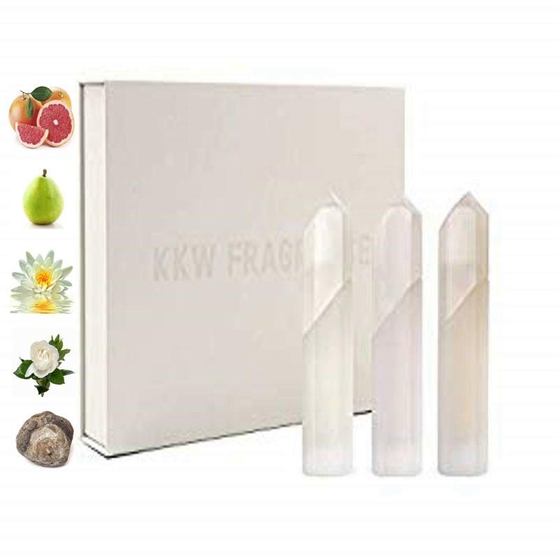 Crystal Gardenia, Kim Kardashian парфюмерная композиция
