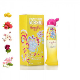 Cheap and Chic Hippy Fizz, Moschino парфумерна композиція