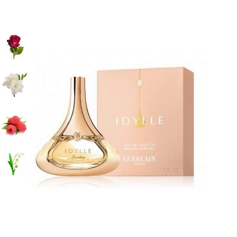 Idylle, Guerlain парфюмерная композиция