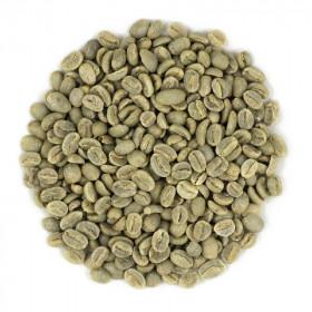 Нерафінована олія зелених зерен кави