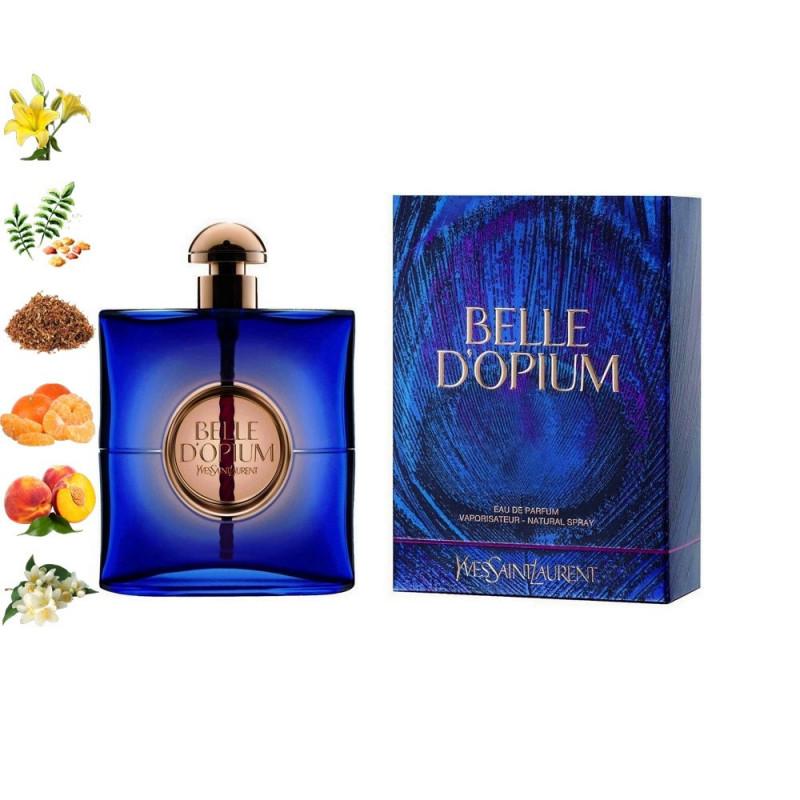 Belle D'Opium, Y.S.L.