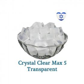 Мыльная основа израильская Crystal Clear Max 5 Transparent