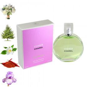 Chance eau fraîche, Chanel парфюмерная композиция