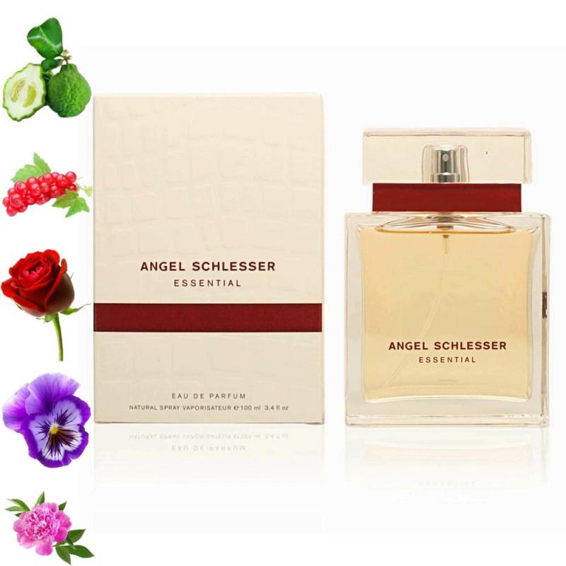 Essential for women, Angel Schlesser парфюмерная композиция