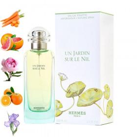 Un jardin sur le Nil, Hermes парфюмерная композиция