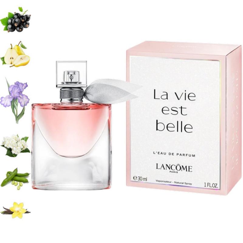 La vie est belle, Lancôme парфумерна композиція