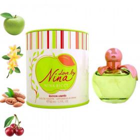 Love by Nina, Nina Ricci парфюмерная композиция