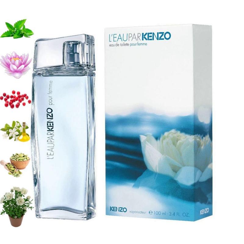 L'eau par Kenzo, Kenzo парфюмерная композиция
