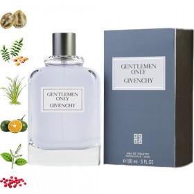 Gentlemen Only, Givenchy парфумерна композиція