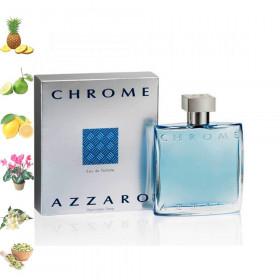 Chrome, Azzaro парфумерна композиція