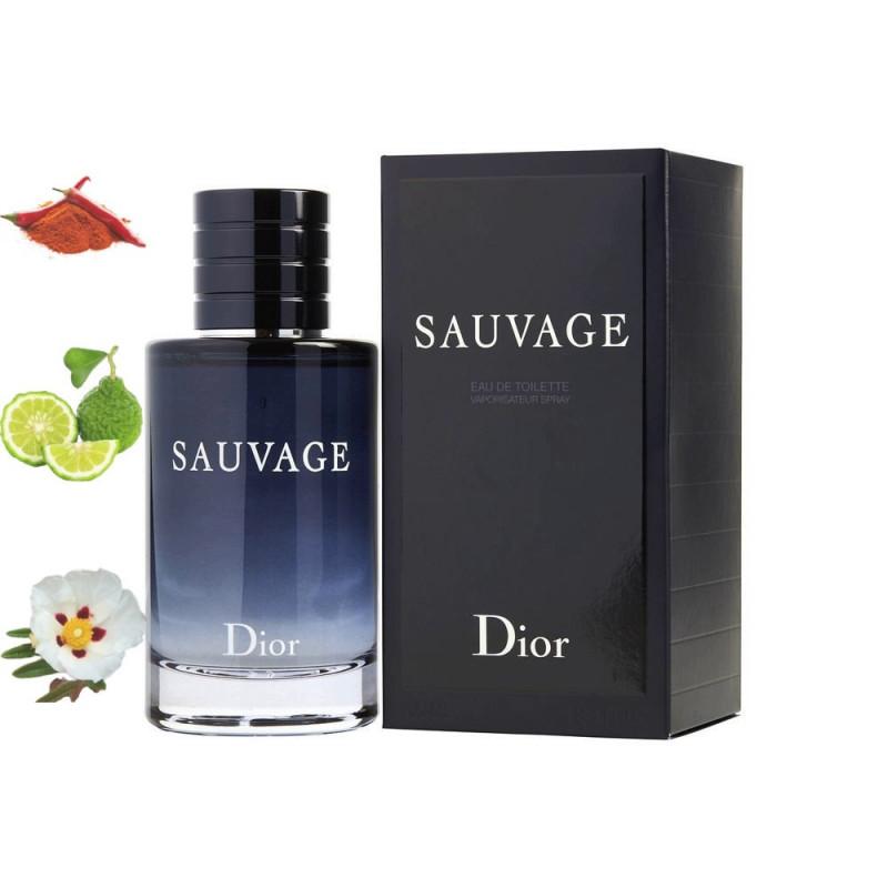 Sauvage, Dior  парфюмерная композиция